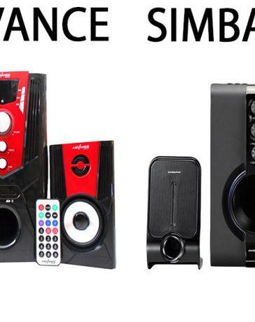 Speaker Advance vs Simbadda