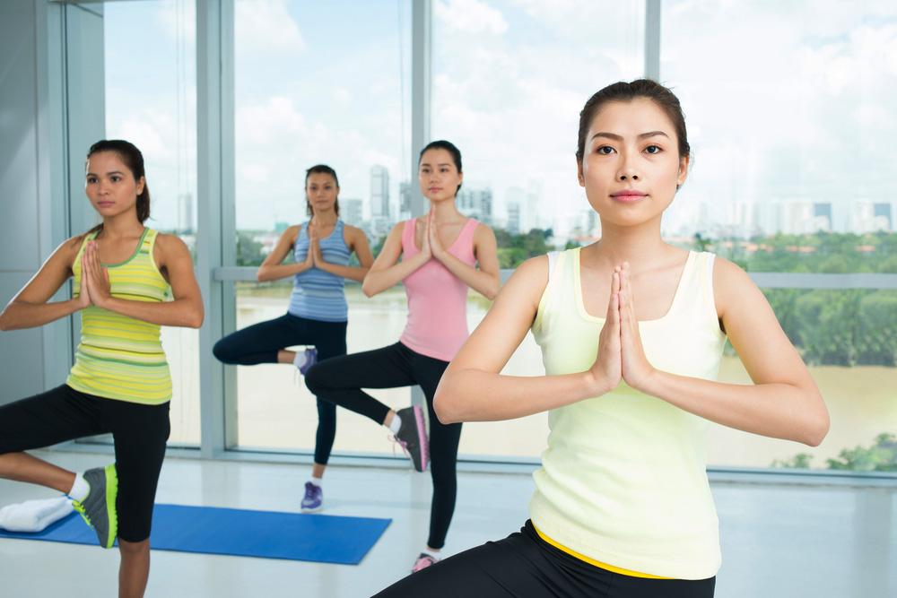 Yoga atau Aerobic