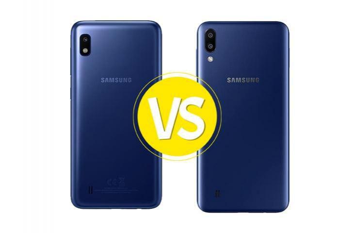 Pilih Mana Samsung Galaxy A10 atau M10