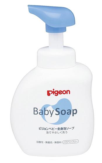Sabun Bayi Terbaik
