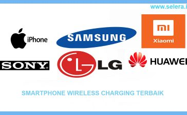 Smartphone Wireless Charging Terbaik
