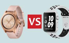Smartwatch Apple vs Samsung