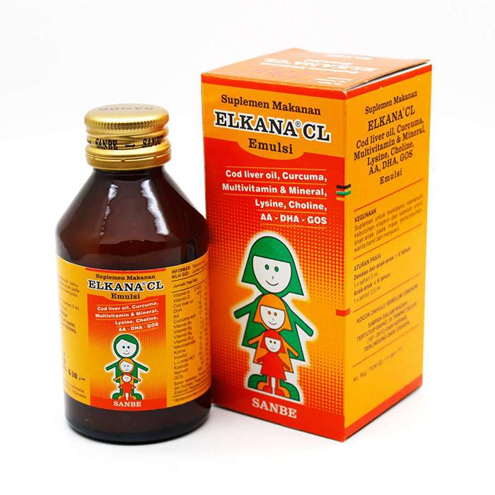 Vitamin Penambah Nafsu Makan Anak Terbaik