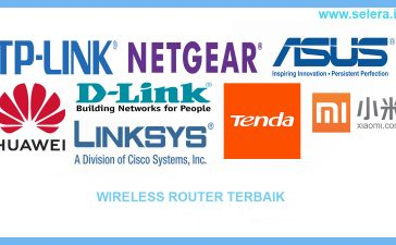 Wireless router terbaik