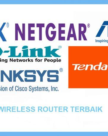 Wireless router terbaik
