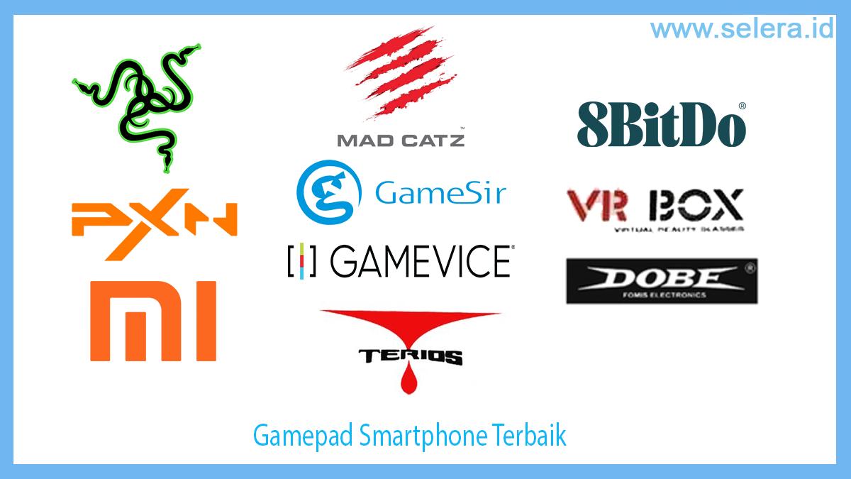 Gamepad Smartphone Terbaik