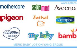 Merk Baby Lotion Yang Bagus