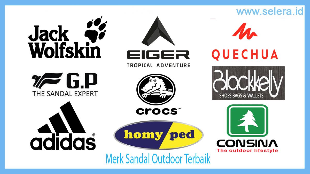 Merk Sandal Outdoor Terbaik