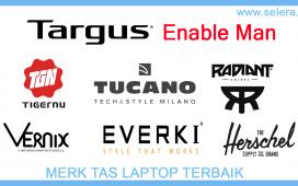 Merk Tas Laptop Terbaik