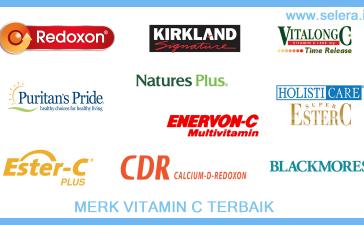 Merk Vitamin C Terbaik