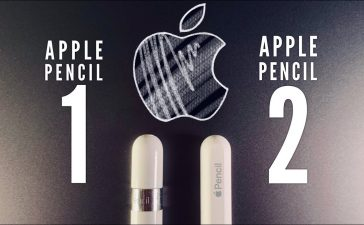 Pilih Mana: Apple Pencil 1 vs Apple Pencil 2