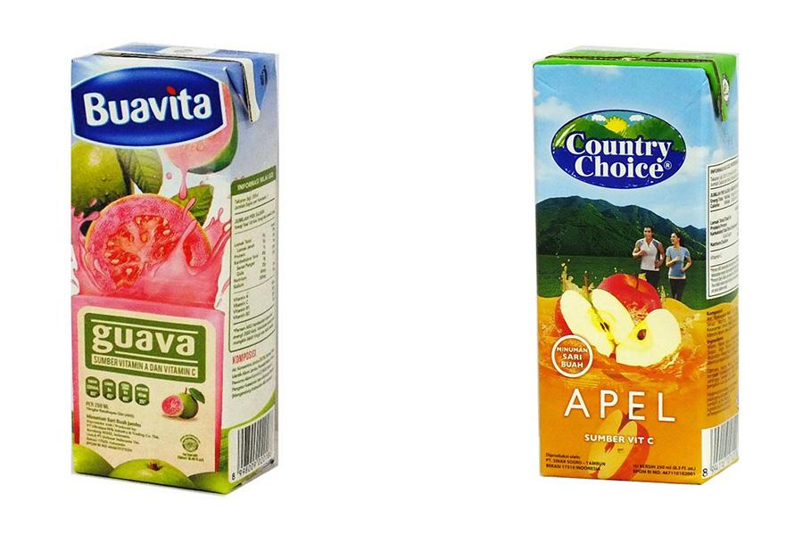 Country Choice vs Buavita