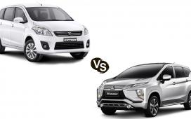 Pilih Mana: Ertiga Hybrid vs Xpander