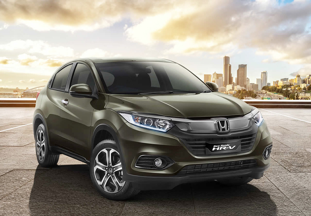 MG ZS vs Honda HR-V