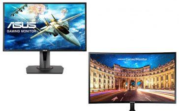 Monitor Asus vs Samsung