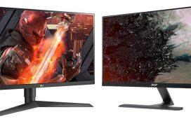 Monitor LG vs Monitor Acer