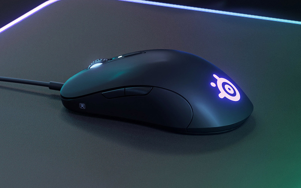 Mouse SteelSeries vs Mouse Logitech
