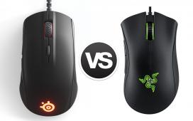 Pilih Mana: Mouse Steelseries vs Razer