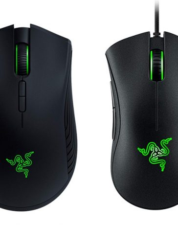 Razer Mamba Chroma vs Razer Deathadder Elite