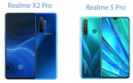 Pilih Mana: Realme X2 Pro vs Realme 5 Pro