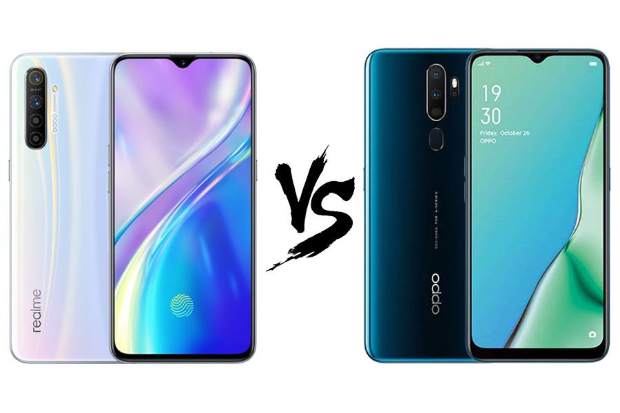 Realme XT vs Oppo A9 2020
