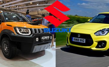 Suzuki Ignis Facelift vs Suzuki Swift