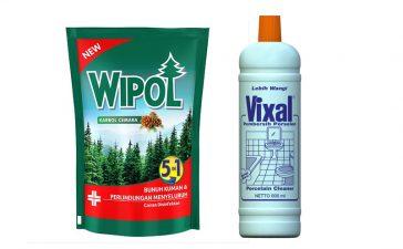 Wipol vs Vixal
