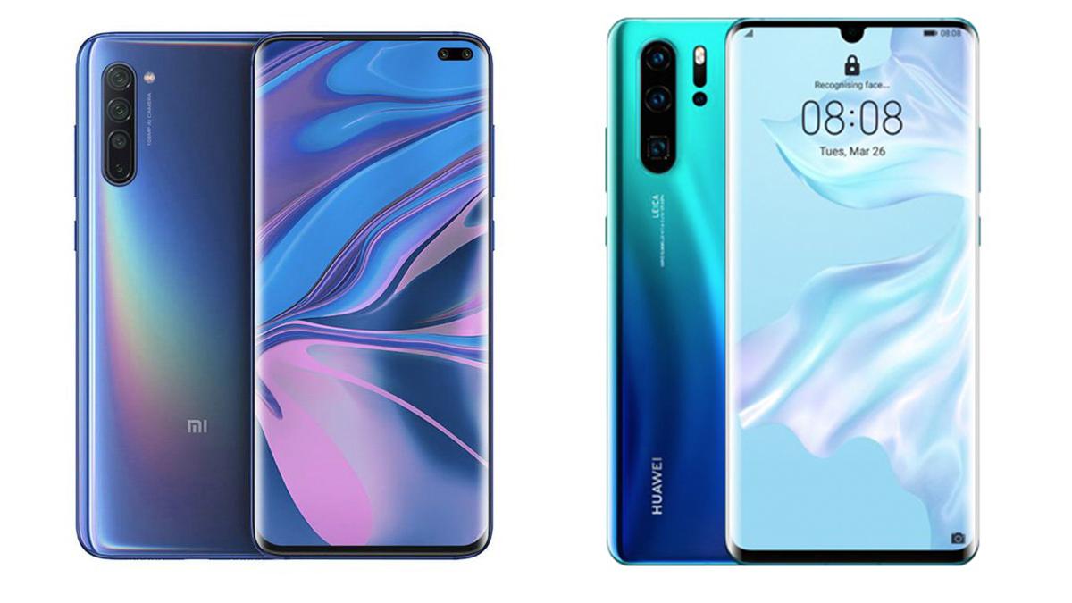 Pilih Mana: Xiaomi Mi 10 vs Huawei P30 Pro