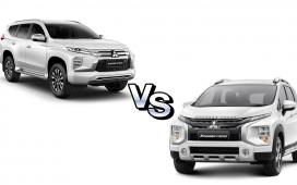 Pilih Mana: Xpander Cross vs Pajero Sport
