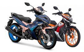 Yamaha MX King vs Honda Sonic