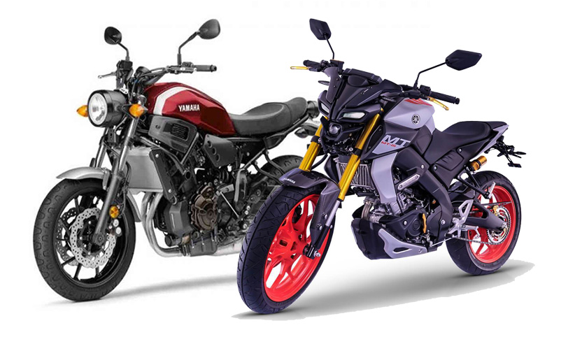 Yamaha XSR 155 vs Yamaha MT-15