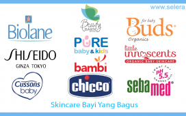 Skincare Bayi Yang Bagus