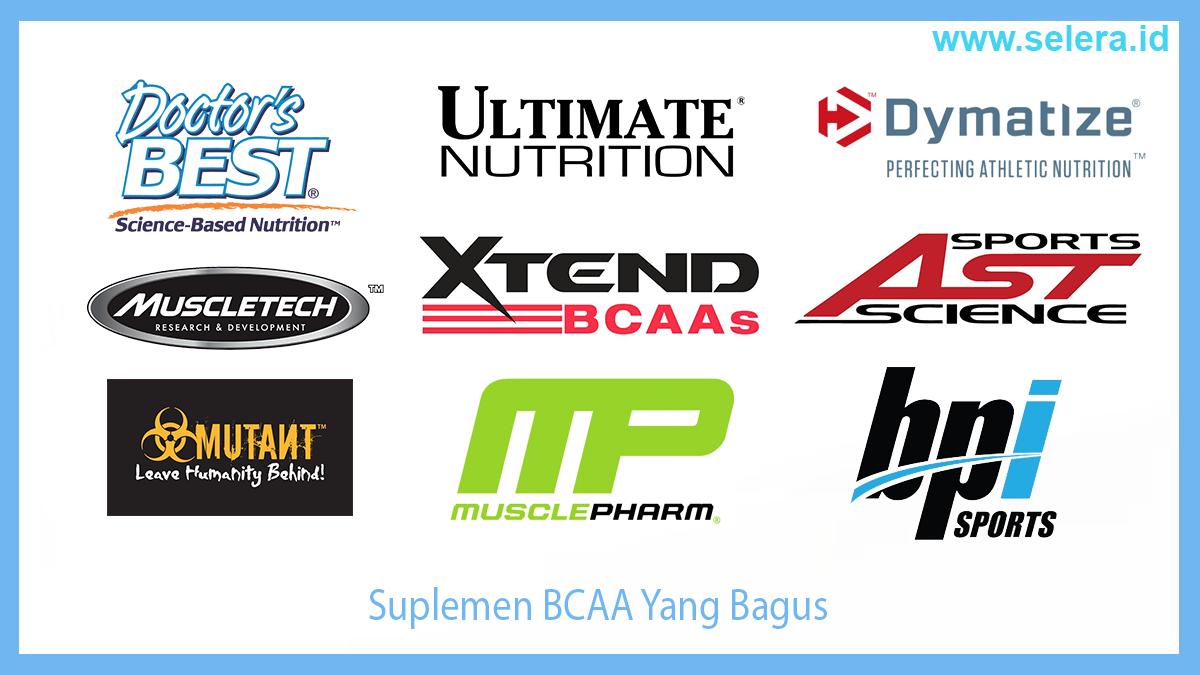 Suplemen BCAA Yang Bagus