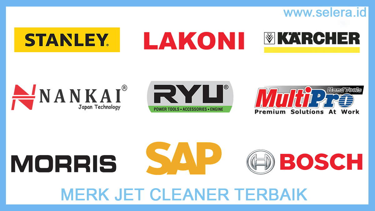Merk Jet Cleaner Terbaik
