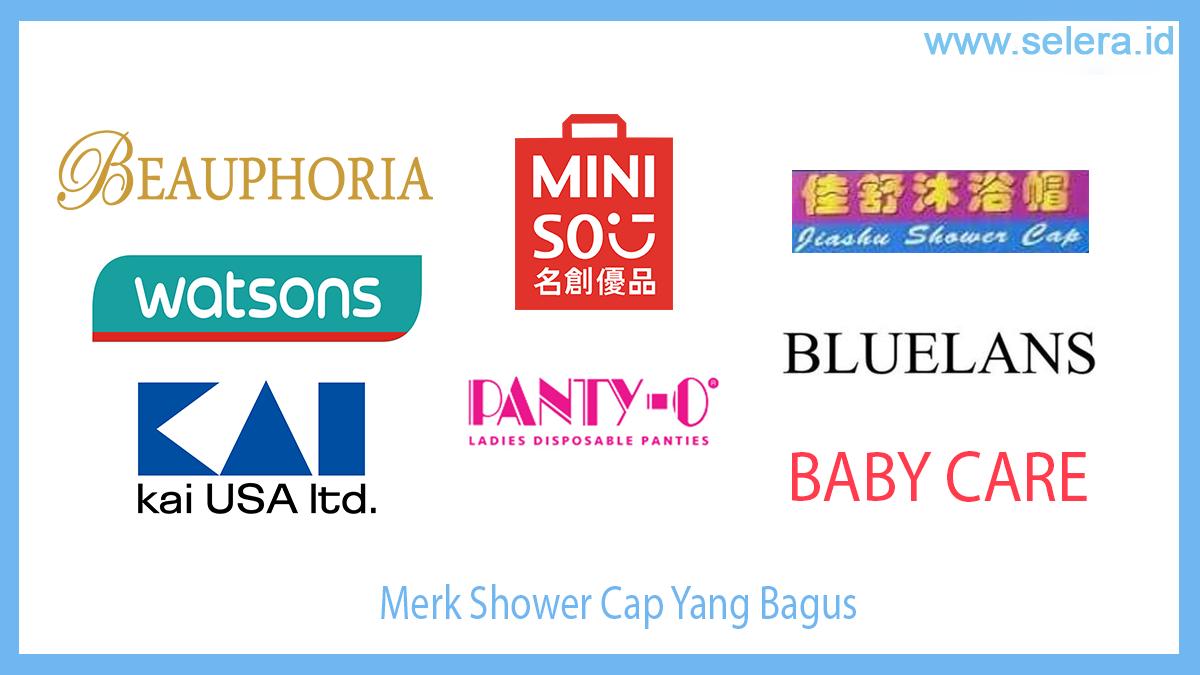 Merk Shower Cap Yang Bagus