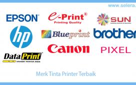 Merk Tinta Printer Terbaik
