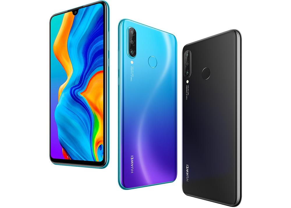 Huawei P30 Lite vs Huawei Y9 Prime