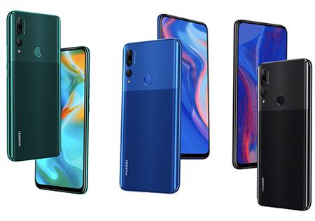Huawei Y9 Prime vs Samsung Galaxy A50