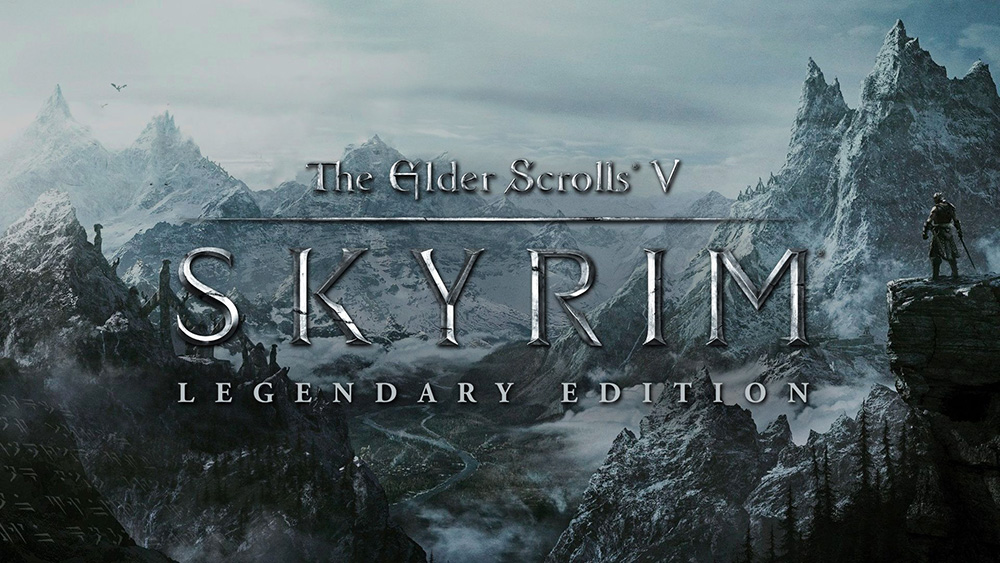 Skyrim vs Skyrim Special Edition