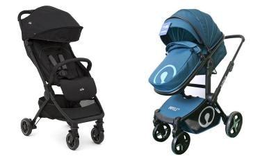 Pilih Mana: Stroller Baby Elle vs Joie