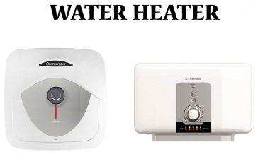 Water Heater Ariston vs Electrolux