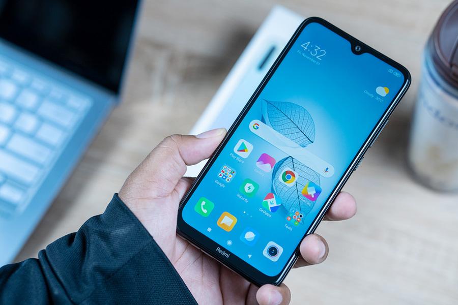 Xiaomi Mi 8 vs Redmi Note 8