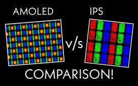 Layar Amoled vs Ips