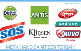 Merk Hand Sanitizer Terbaik