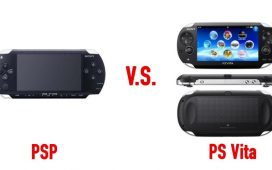 Ps Vita vs Psp