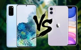 Samsung Galaxy S20 vs Iphone 11