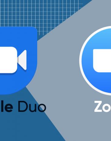 Zoom vs Google Duo