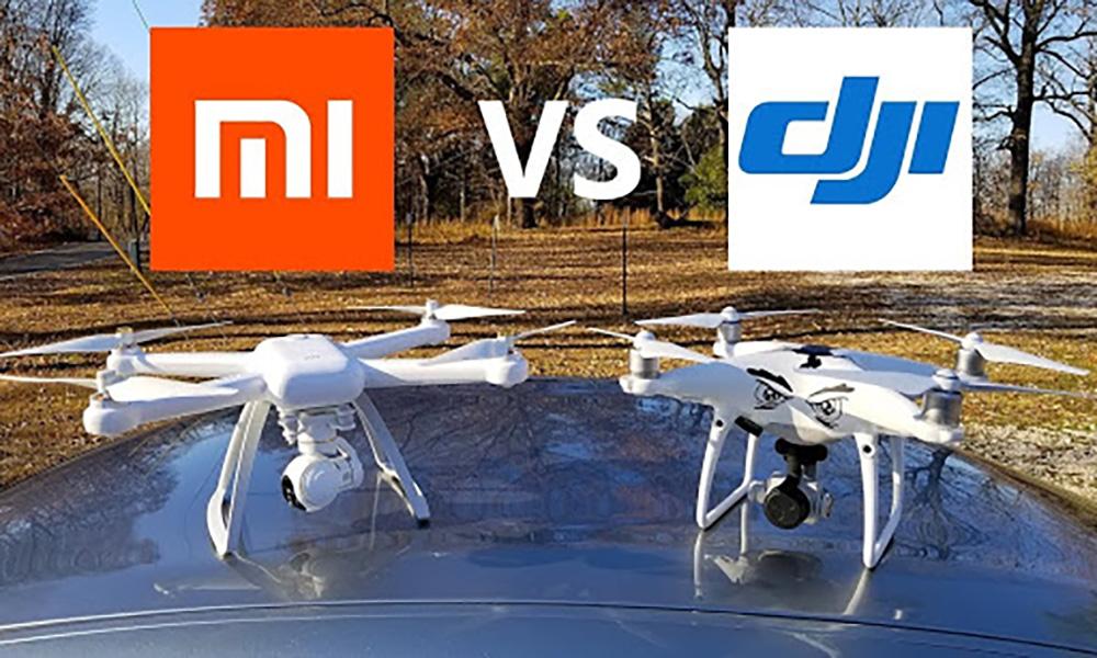 Drone Dji vs Xiaomi