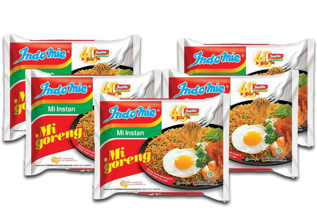 Indomie vs Supermi