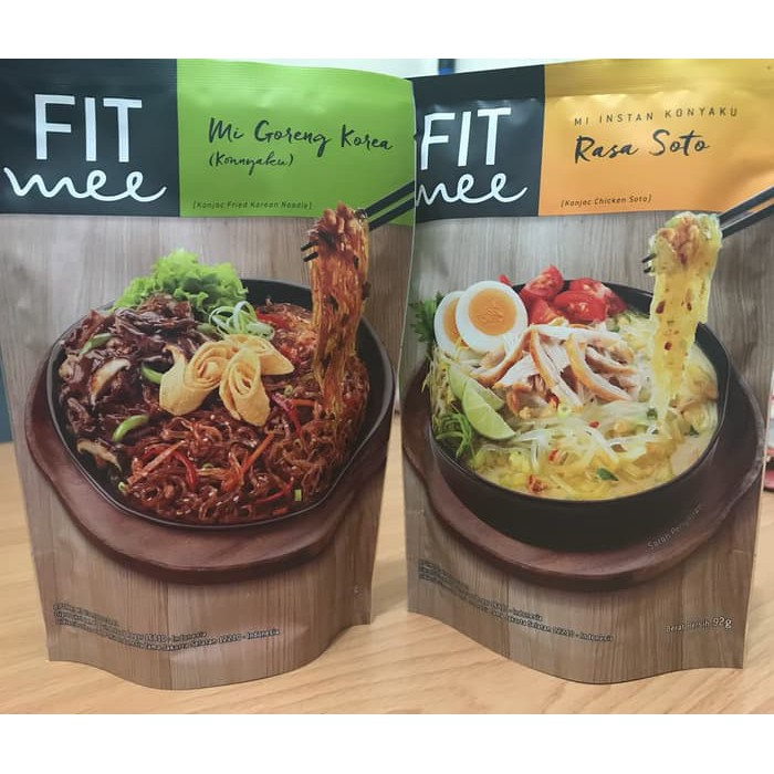 Mie Lemonilo vs Fitmee